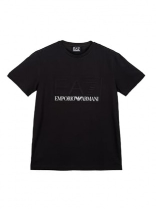 TRAIN LOGO SERIES M EMBOSSED LOGO TEE